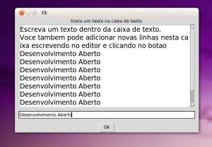 textscroll