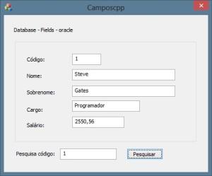 C++ - Database