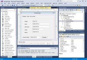 C++ - MFC - Design
