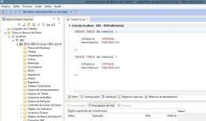IBM DB2 - DDL