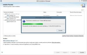 Conexão com a IBM