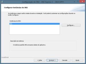 Instancia do Database