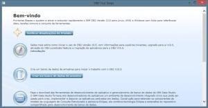 IBM DB2 Express-C Primeiros Passos