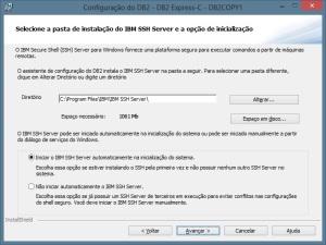 IBM SSH Server