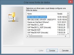 Driver IBM DB2