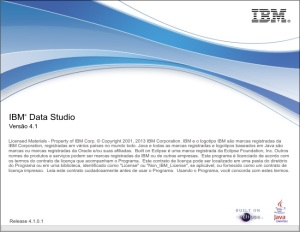 IBM Data Studio