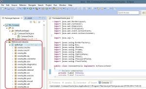 Adicionando Oracle JDBC Driver