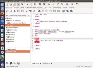 src - Javascript