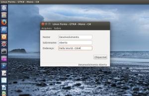 C#  - Linux