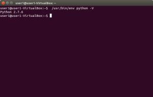 Versão Python
