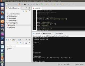 Ruby - Strings - Integers - Floats