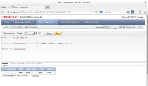 SQL Command - Testa Objetos