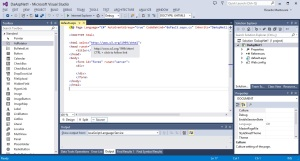 Página ASP.NET