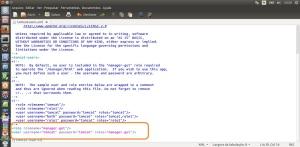 Usuários - XML