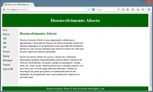 DaMaven - WebApp - Projeto Maven