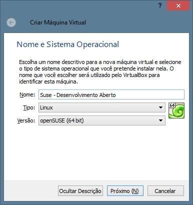 Opensuse oracle virtualbox