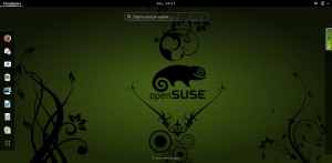 Linux - openSuse