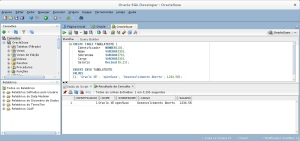 Testando o Database User