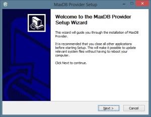 SAP MaxDb Provider for .NET