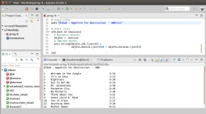 Ruby - Container e Iterator