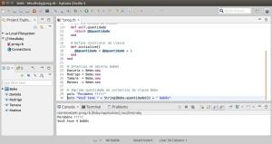 Ruby - Métodos Estáticos