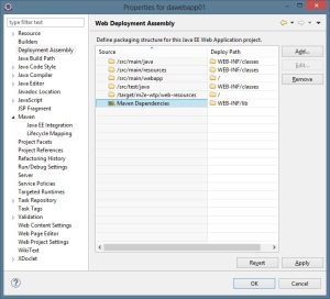 Web Deployment Assembly
