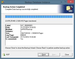 Backup - Completo
