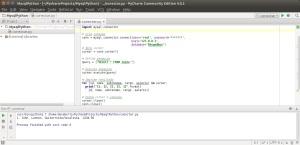 PyCharm Community - Python