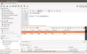 MySQL - Workbench