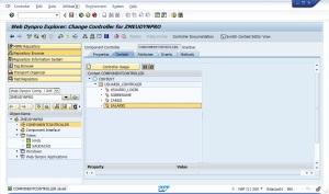 Web Dynpro - Controlador - Atributos
