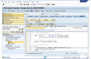 Web Dynpro - MVC - View - ABAP