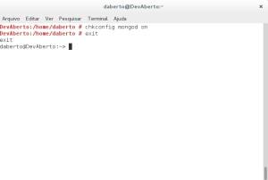 MongoDB - Configuração