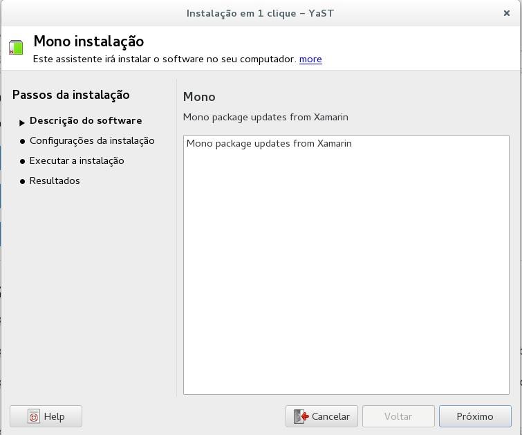 Mono – Microsoft  NET – Source Code Adoption – openSuse