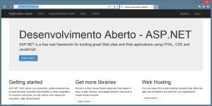 ASP.NET MVC - Home