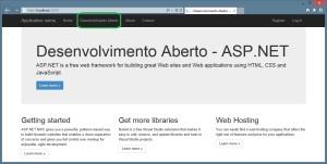 MVC - Aplicação - Home