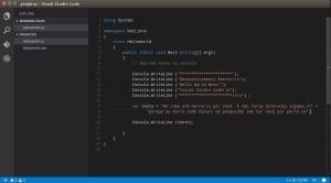 VSCODE - Editor