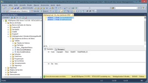 Banco de dados - MSSQL Server